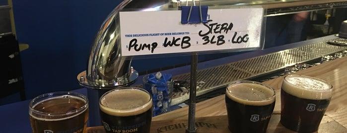 Kichesippi Beer Co. is one of Posti che sono piaciuti a Stef.