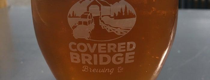 Covered Bridge Brewing is one of Posti che sono piaciuti a Stef.