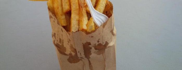 *Star Fries* is one of Stef 님이 좋아한 장소.