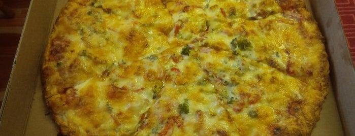 Colonnade Pizza is one of Stef 님이 좋아한 장소.