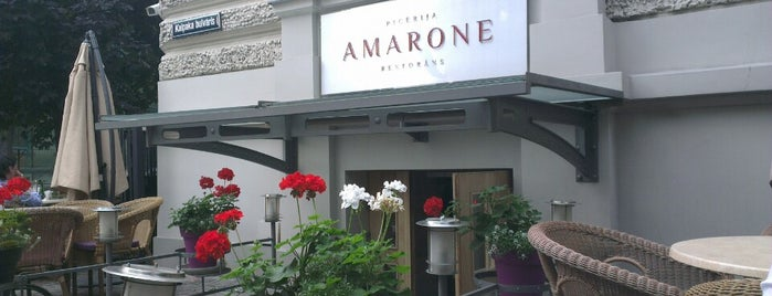 AMARONE is one of Lieux qui ont plu à Aiga.