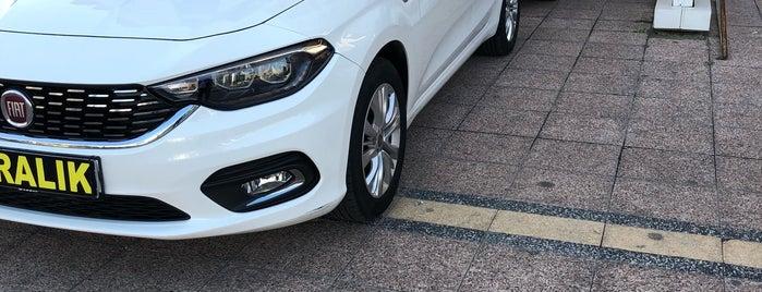 Prestij Rent A Car is one of Mersin.