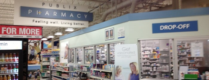 Publix Pharmacy is one of David'in Beğendiği Mekanlar.