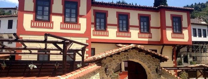 Αρχοντικό Ωρολογόπουλου is one of Posti che sono piaciuti a Jane.