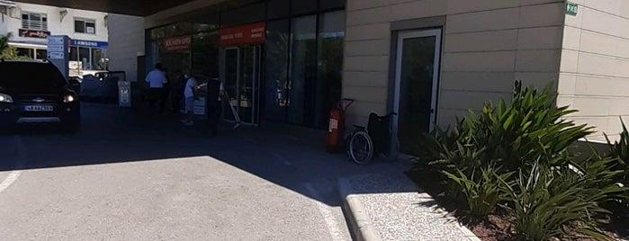 Acibadem Bodrum Hastanesi Odyoloji̇ Plk is one of Locais curtidos por Nilgün.