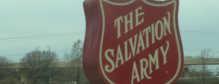 The Salvation Army Family Store & Donation Center is one of Entertainment/Places.