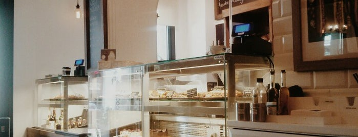 Pierre Bakery is one of Tiziana 님이 저장한 장소.