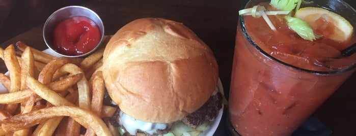 The Gallows is one of Boston's Most Mouthwatering Burgers.