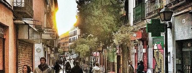 Barrio de Malasaña is one of España Must by Bellita!.