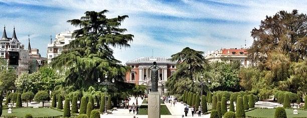 Parque del Retiro is one of Madrid 2015.