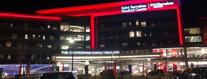 Saint Barnabas Medical Center is one of IS 님이 좋아한 장소.