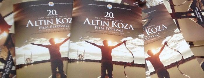 Adana Kültür Sanat Merkezi is one of Fadik 님이 좋아한 장소.