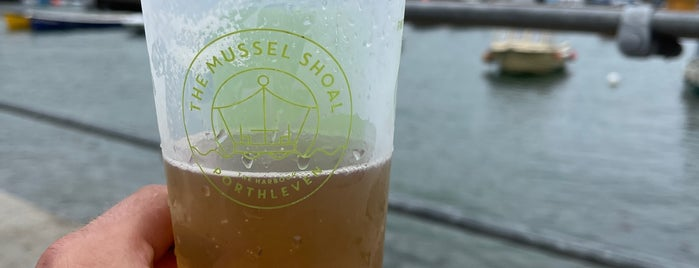 The Mussel Shoal is one of Cornwall.