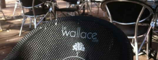 Le Wallace is one of Toulouse.