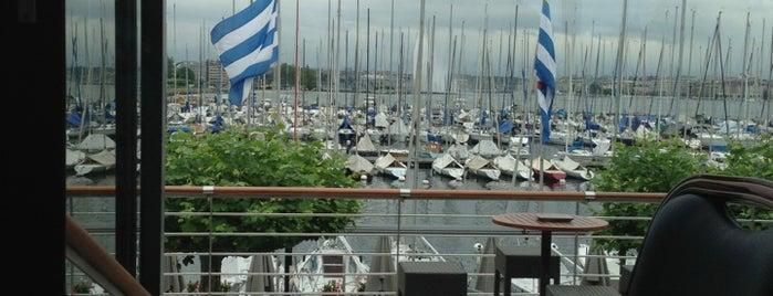 Societe Nautique de Genève (SNG) is one of Suiça - onde ir.