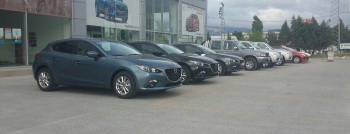 Mazda / Muğla / Gören is one of İlhan'ın Beğendiği Mekanlar.