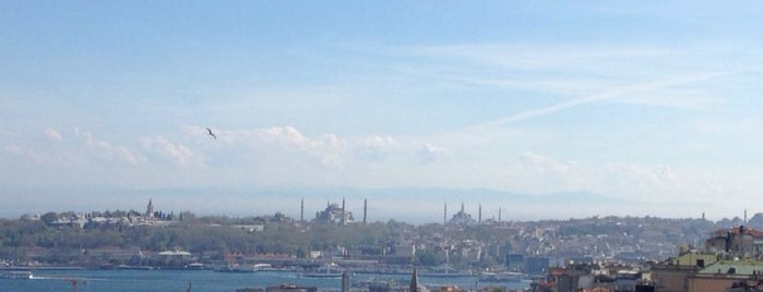 360 İstanbul is one of İstanbul Yeme&İçme Rehberi - 3.