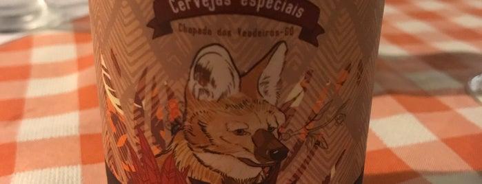 Cervejaria artesanal Aracê is one of Onde ir em Gyn.
