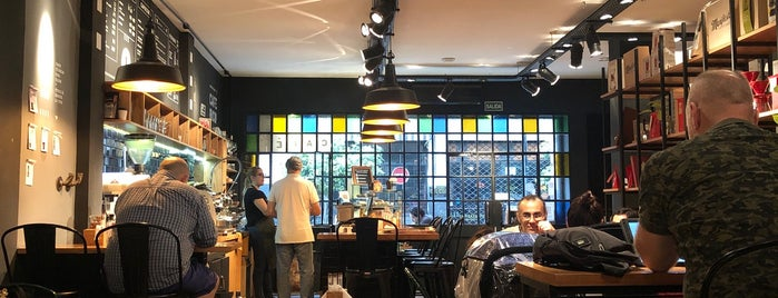 NEGRO. Cueva de Café is one of Buenos Aires.