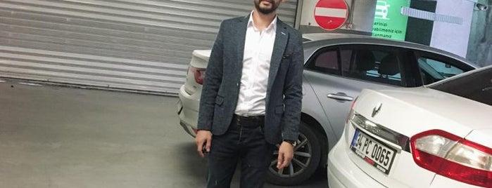 Özyurtlar NŞehir Residence🏢⛲ is one of Posti salvati di ENES.