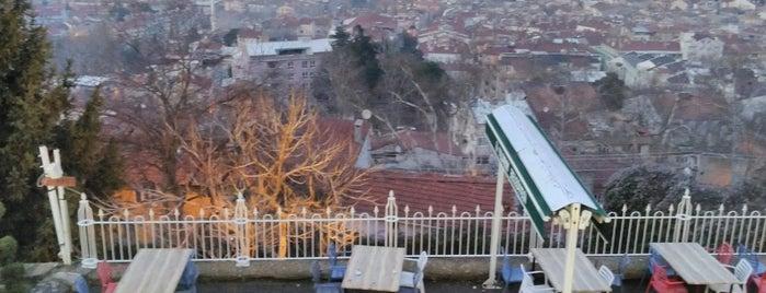 Yeşil Yıldırım Hünkar Köşkü Sosyal Tesisleri is one of Semra'nın Beğendiği Mekanlar.