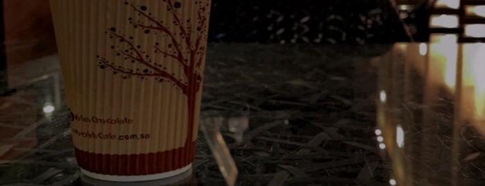 Molten Chocolate Cafe is one of Lieux sauvegardés par Queen.