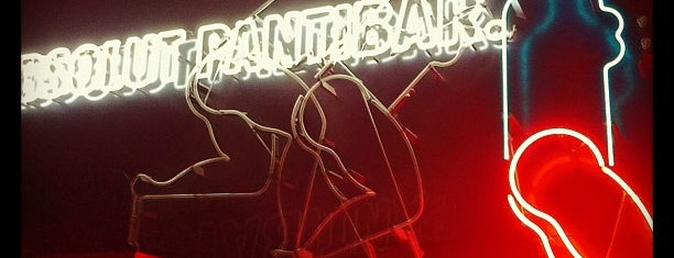 Pantibar is one of Dublin.