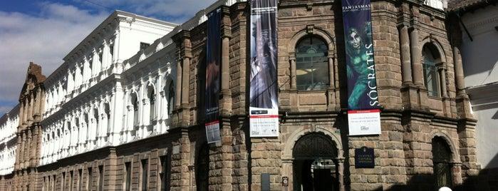 Museo de Cera Alberto Mena Caamaño is one of Ecuador.