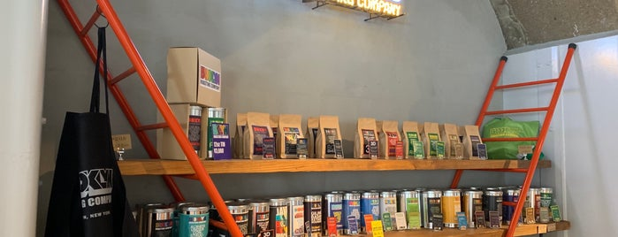 Brooklyn Roasting Company is one of Locais curtidos por Vasco.