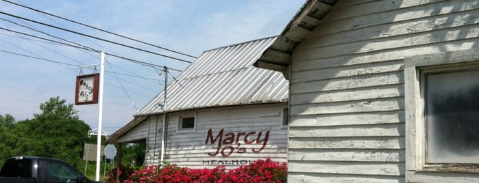 Marcy Jo's Mealhouse and Bakery is one of Nashville.