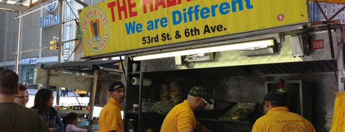 The Halal Guys is one of NYC.