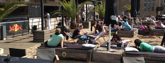 Dock3 Beachclub is one of #myhints4Hamburg.