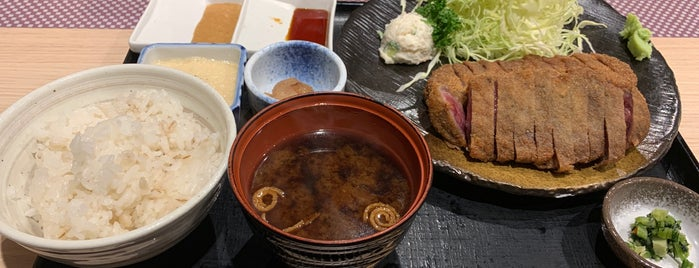 Gyukatsu Motomura is one of Orte, die Tyler gefallen.