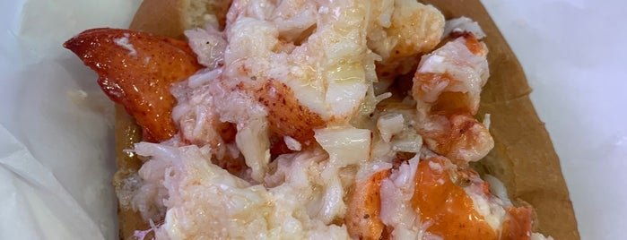 Luke's Lobster is one of Restaurants Miami.
