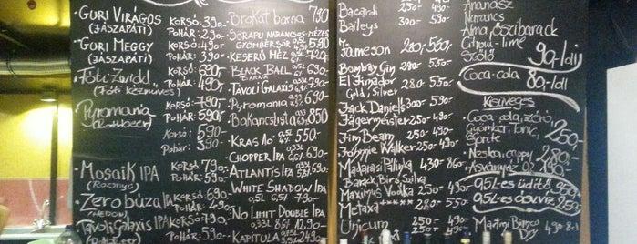 Maláta kézműves sör- és grillkert is one of Kézműves - Kis főzdés sörök.