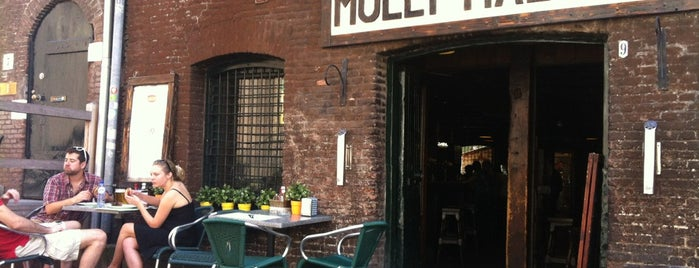 Molly Malone's Irish Pub is one of Instagramsterdam.