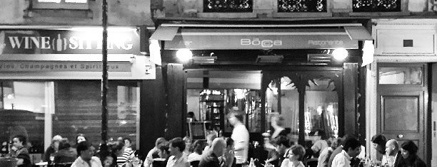 La Bocca is one of Restaurants.