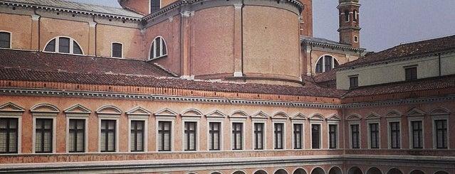 Fondazione Giorgio Cini is one of Venice Picks.