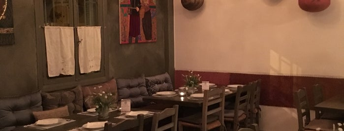 Seza Bistrot Armenien is one of Beirut.