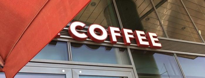 Costa Coffee is one of Tempat yang Disukai Krzysztof.