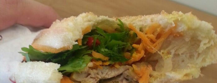 Sandwich Viet is one of Sothy 님이 좋아한 장소.
