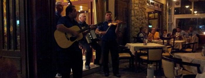Tino Hotel Ohrid is one of Tempat yang Disukai Zeynep.