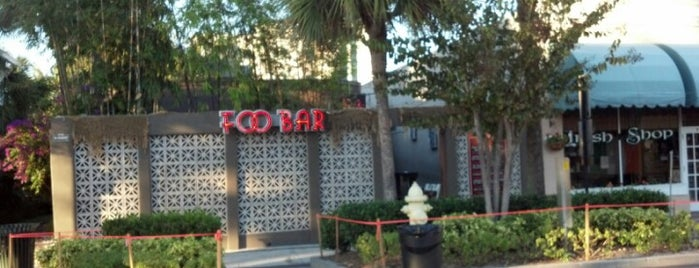 Foo Bar is one of List of Firsts!.