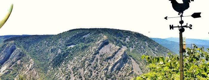 Trattoria al Pozzo is one of Top Locations rund um Triest (ca. 50 km) SLO, ITA.