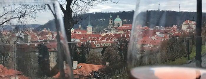 Villa Richter is one of Prag.