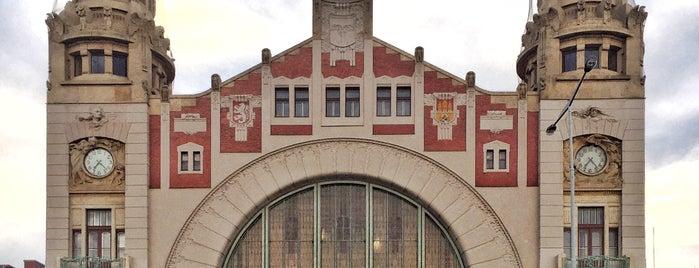 Главный вокзал Праги is one of Prag.