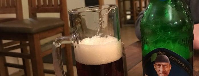 malostransky beerhouse is one of Lieux sauvegardés par Ruth.