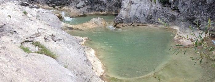 Val Rosandra is one of Top Locations rund um Triest (ca. 50 km) SLO, ITA.
