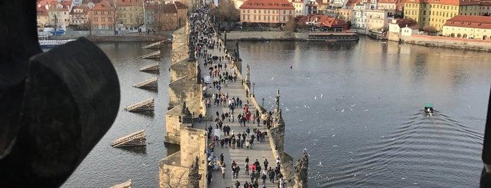 Staroměstská mostecká věž is one of Prag.