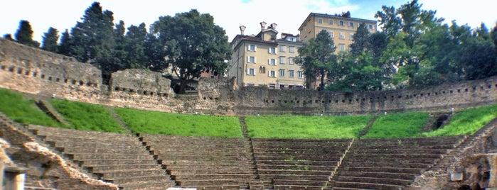 Teatro Romano is one of Top Locations rund um Triest (ca. 50 km) SLO, ITA.
